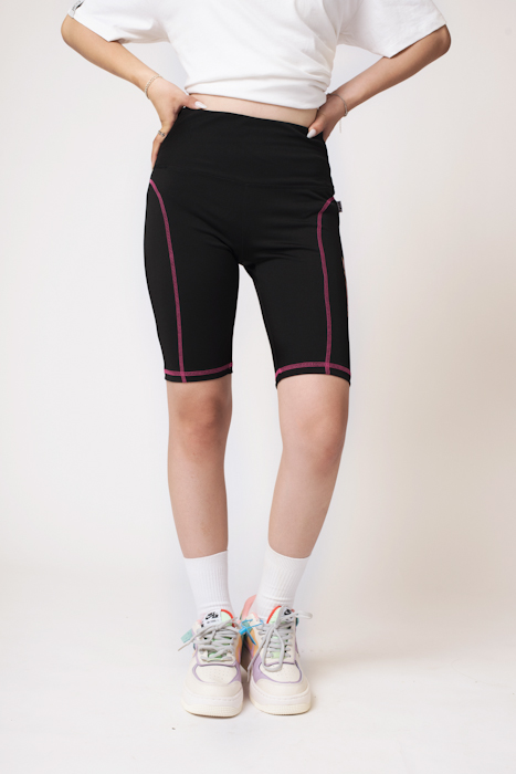 QUẦN SHORT NỮ FITTED