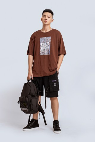 QUẦN SHORT LOOSE MUSIC'S CHILDS 02 CARGO BS