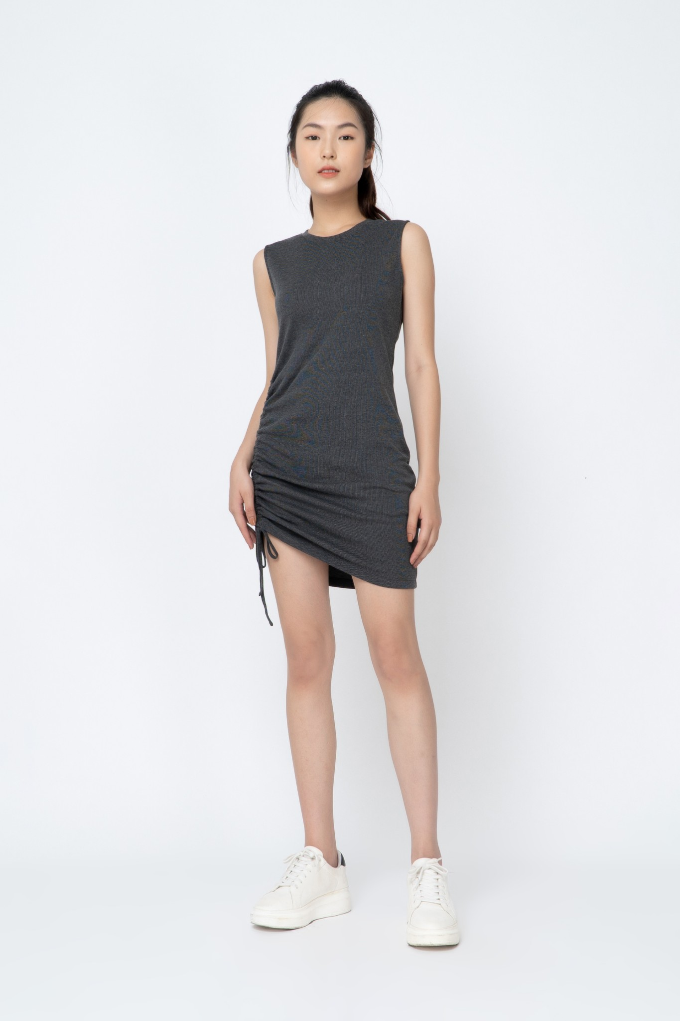 VÁY NỮ FIT TANK DRESS