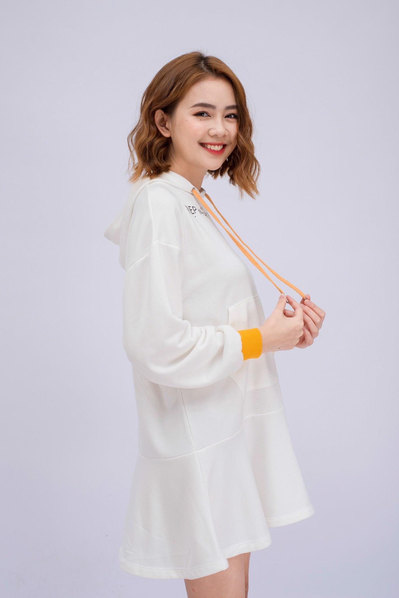 Trắng/White