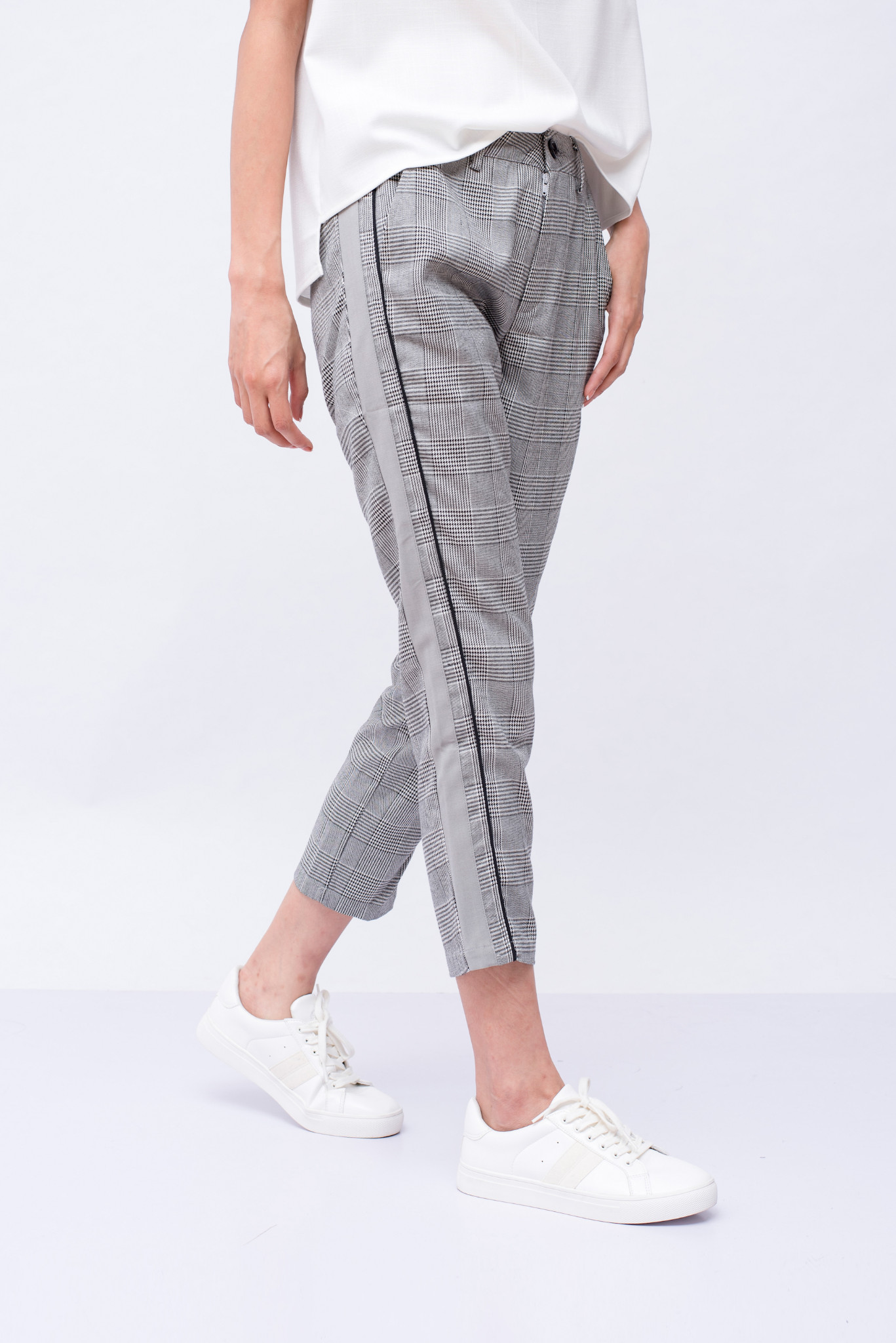 QUẦN TRACKPANT NỮ SLIM FIT