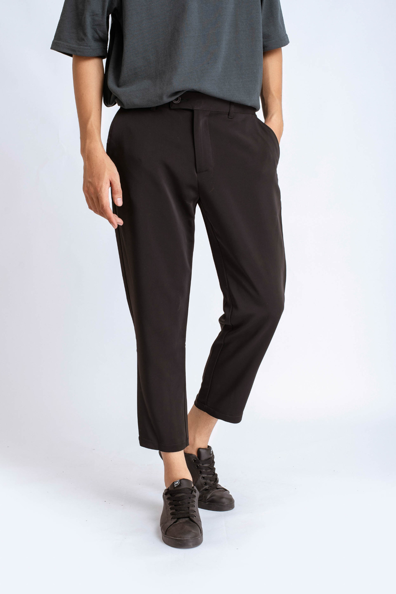 QUẦN DÀI NAM CROP PANTS ORTHER STRAIGHT