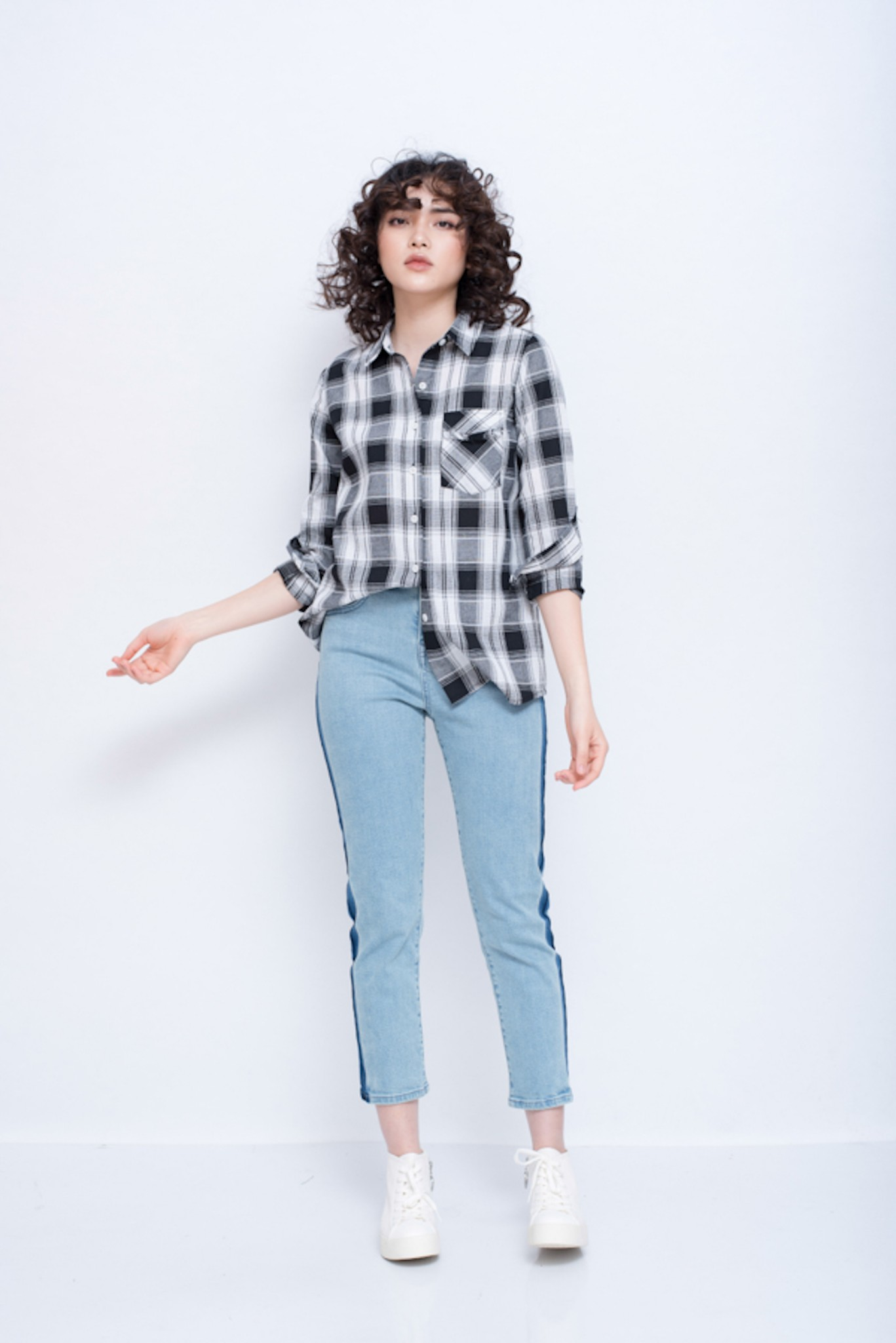 Shirt- Sơ mi FE Basic Straight