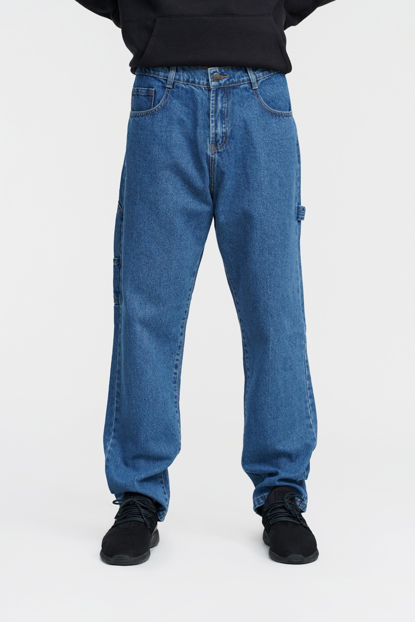 QUẦN JEANS NAM STRAIGHT MITS