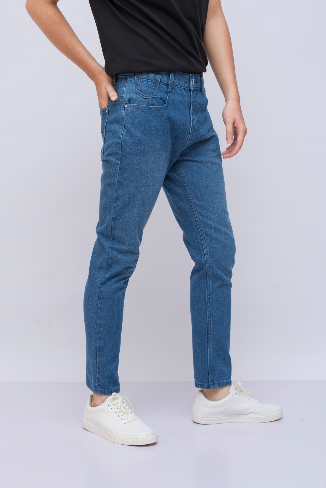 QUẦN JEANS NAM RELAX  BS