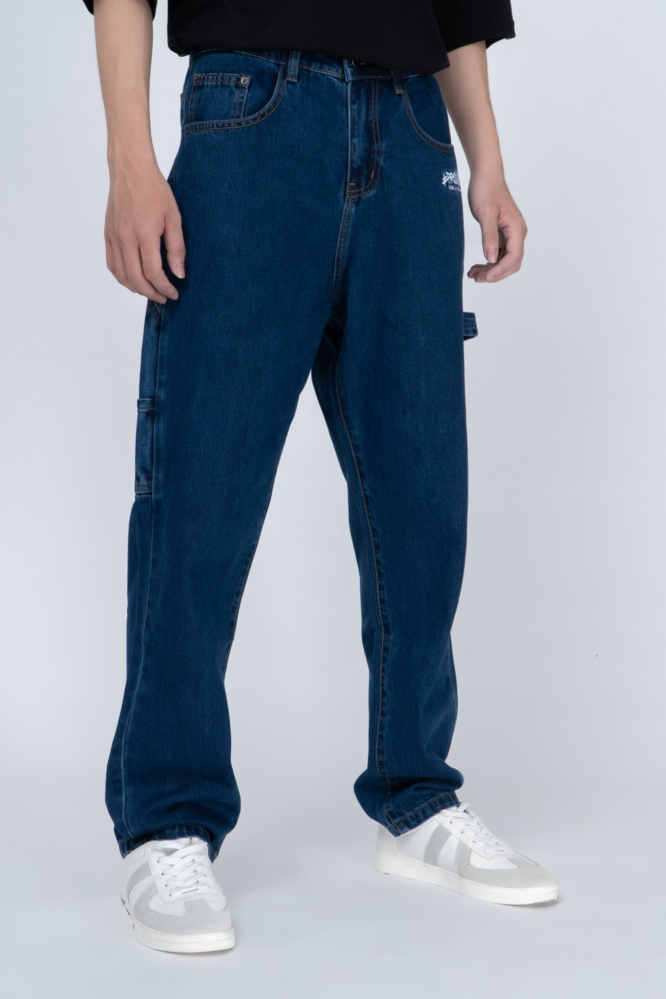 QUẦN JEANS NAM STRAIGHT #PROUDLY