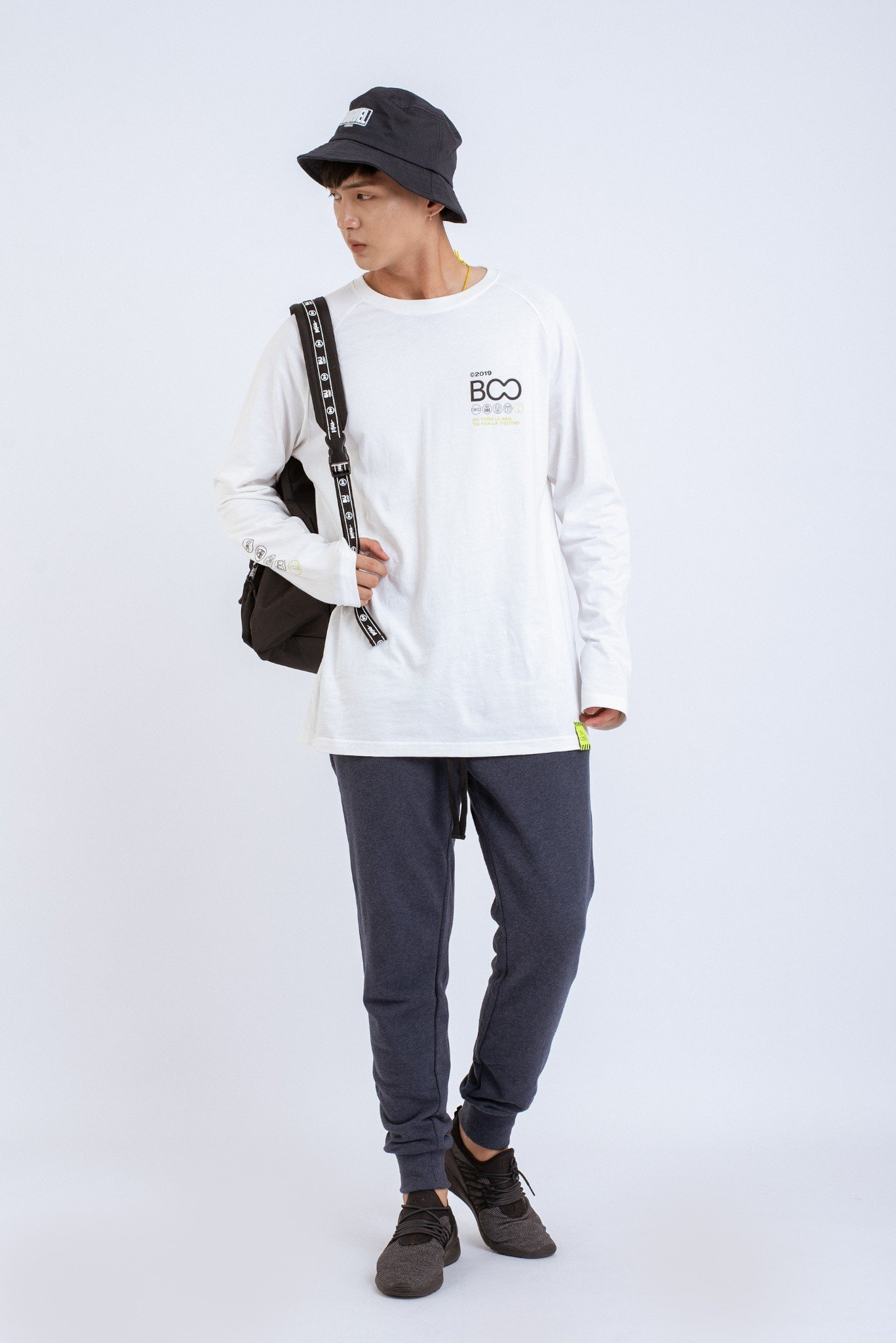 QUẦN JOGGER NAM REGULAR BASIC