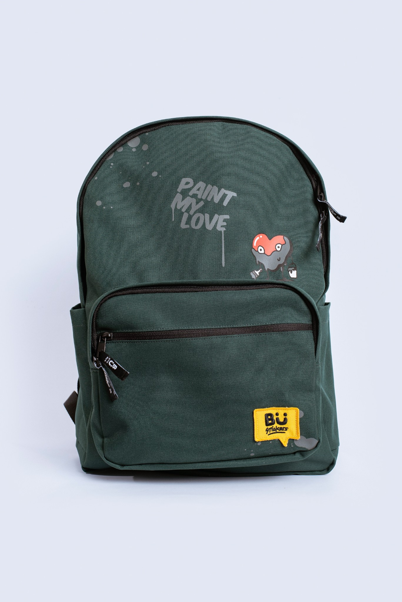 TÚI UNISEX BASIC PAINT MY LOVE