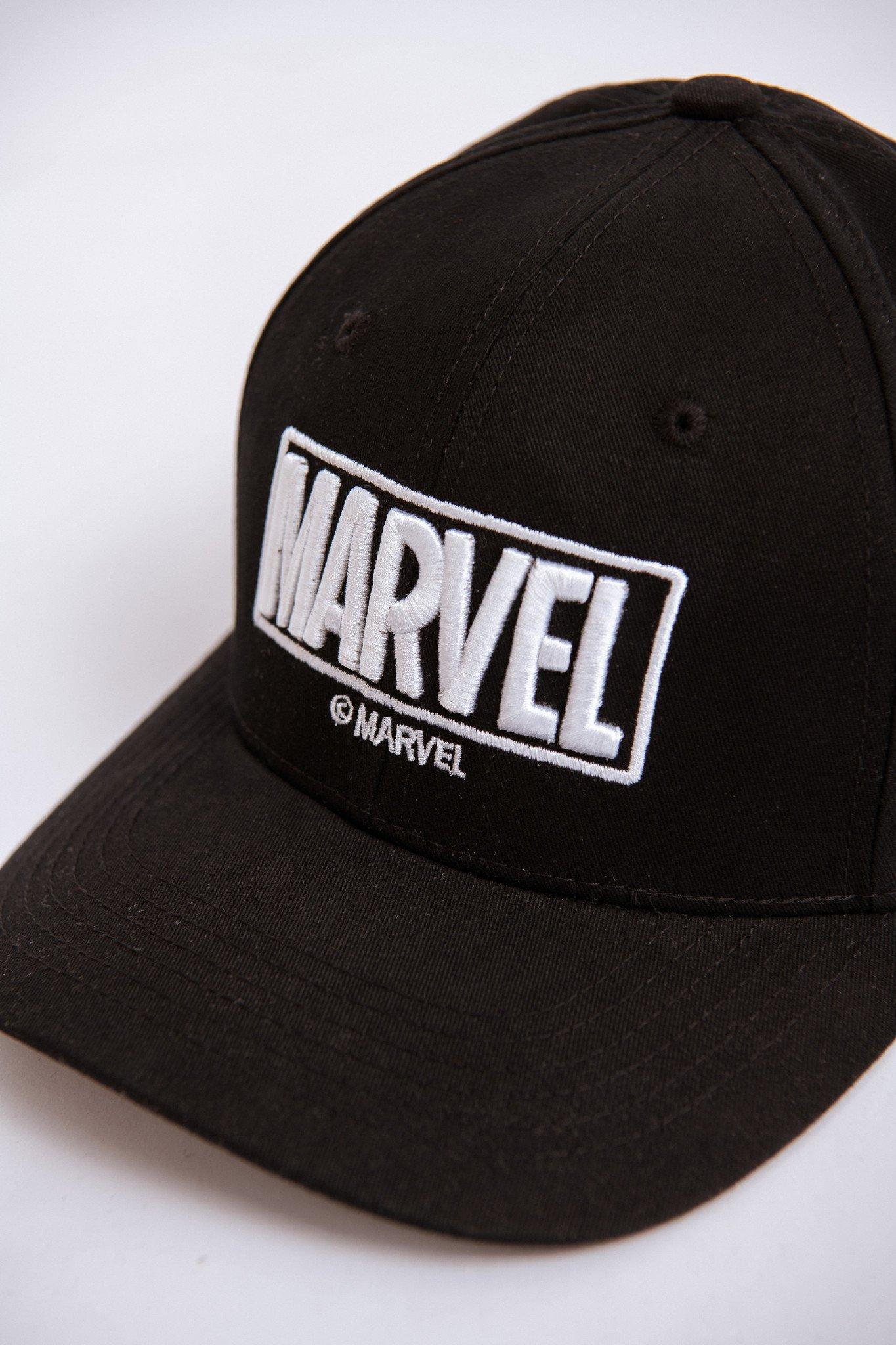 MŨ UNISEX SNAPFIT MARVEL.
