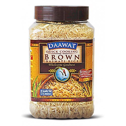 gao basmati brown