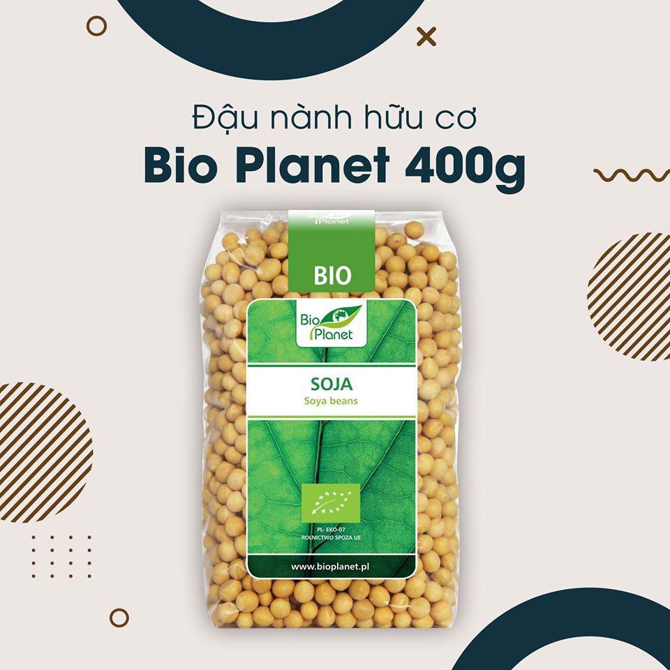 dau nanh huu co bio planet 400g