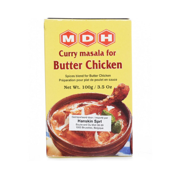 bot gia vi butter chicken