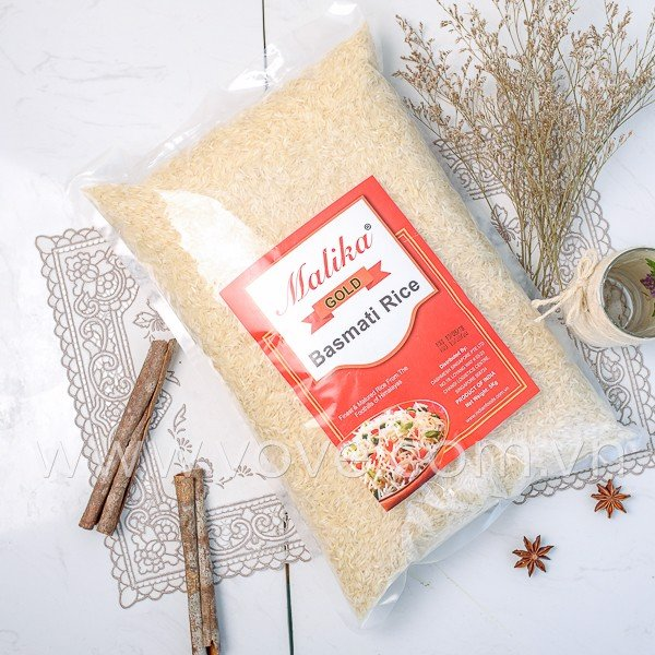 gao an do basmati truyen thong malika 5kg