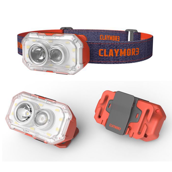 den di phuot tich dien deo dau led claymore cl 450