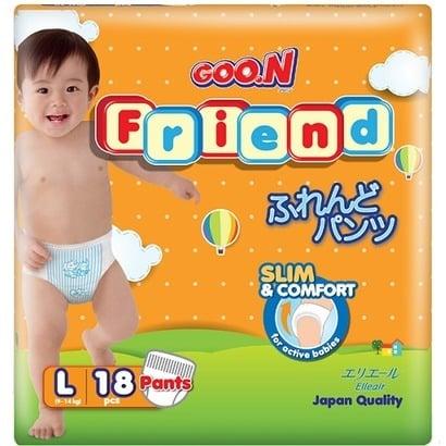Tã - Bím Goon Friend Quần L18