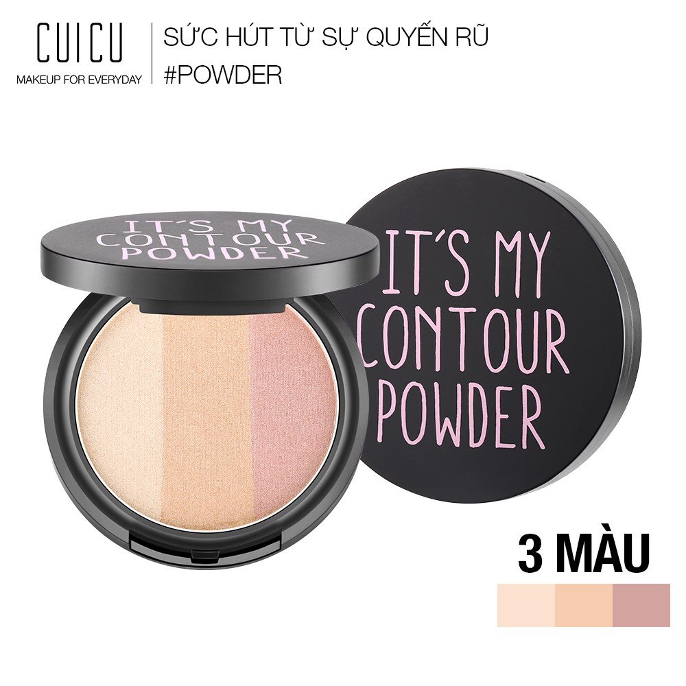 CUICU Phấn Highlight Magic