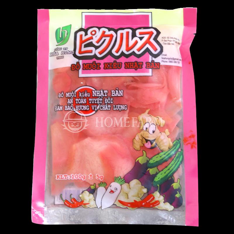 Gừng hồng Nhật Bản