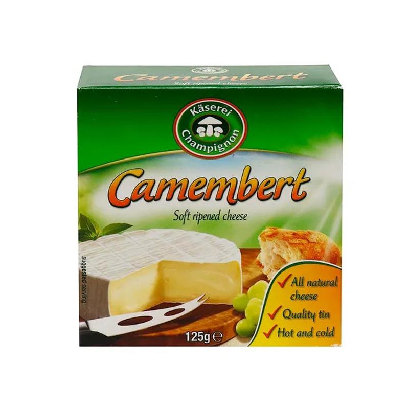 Phô mai Champignon Camembert 125g (Khu vực Hồ Chí Minh)