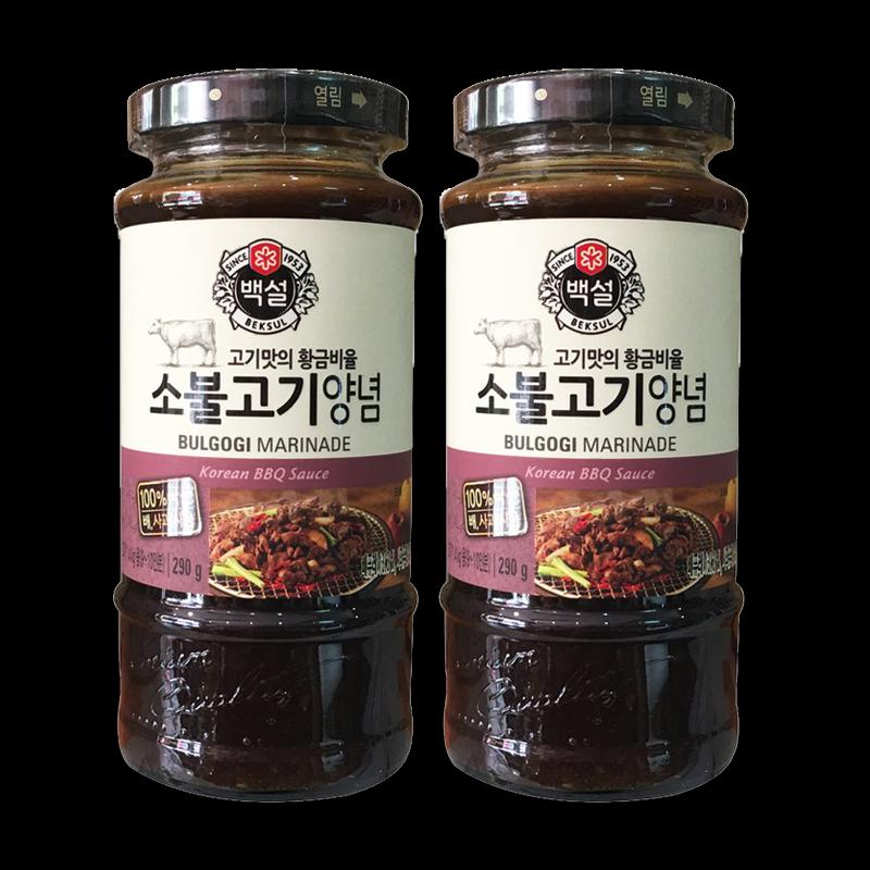 Sốt ướp BBQ Hàn Quốc