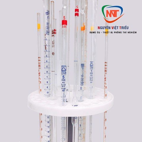 Pipet Thủy Tinh Eulab
