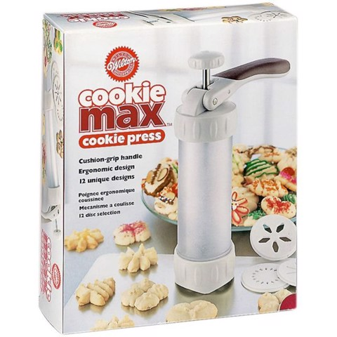DC ấn cookie Max