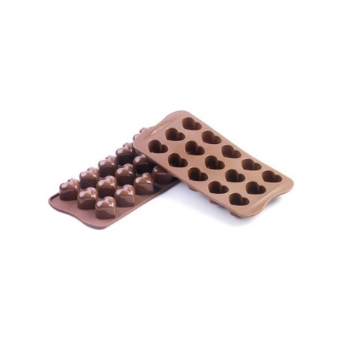 Khuôn kẹo silicone SCG01/ BROWN