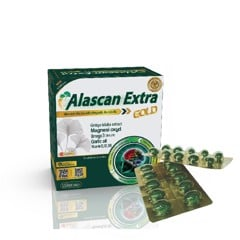 Alascan Extra Gold