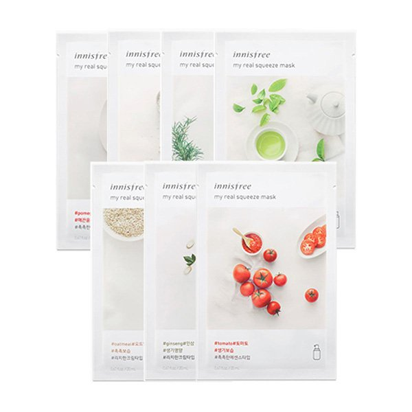 Mặt Nạ Giấy Innisfree My Real Squeeze Mask