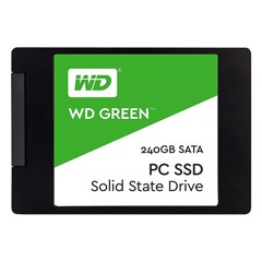 Ổ Cứng SSD WD Green 240GB 3D NAND