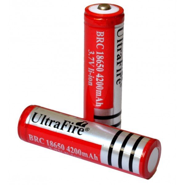 Pin CELL Lớn UltraFire 4200mAh 3.7V li-ion