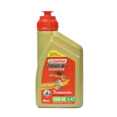 Nhớt xe tay ga 10W40 Castrol Power 1 Scooter 800ml