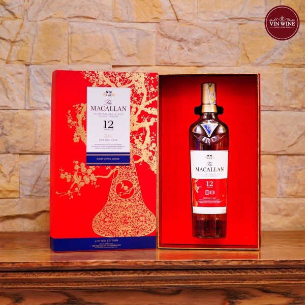 Macallan 12 Years Gift box