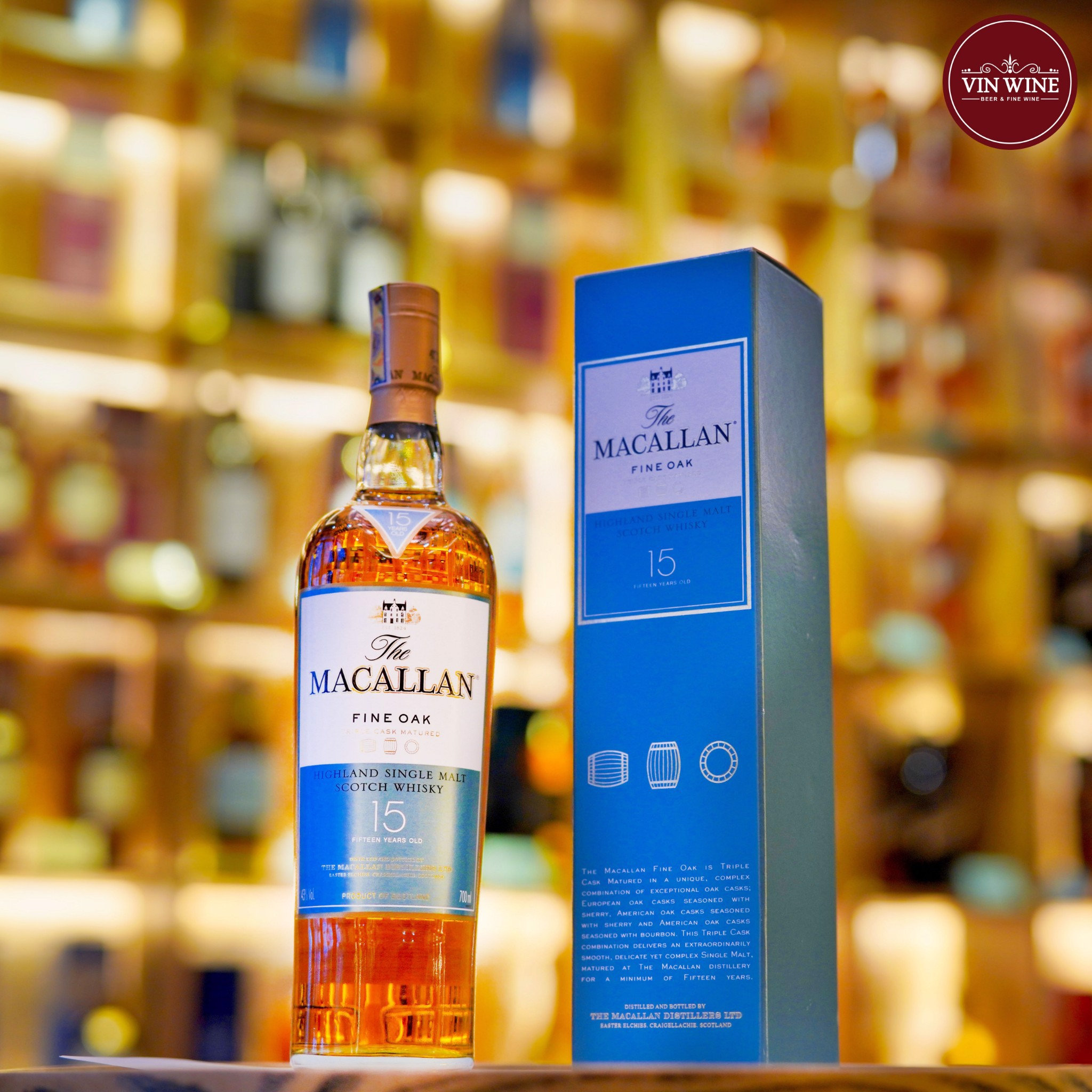 Macallan 15 Years