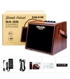 Ampli Guitar Nux SA-25 Bluetooth