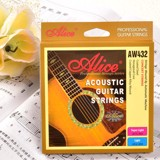 Bộ Dây Guitar Acoustic Alice AW432