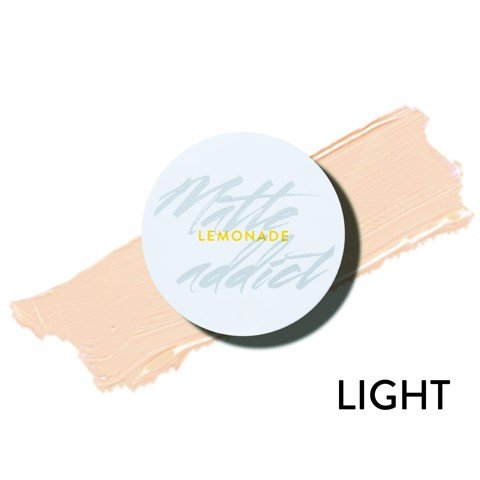 CUSHION ĐƠN - MATTE ADDICT CUSHION A01.LIGHT – DA SÁNG