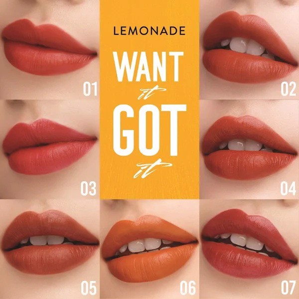 COMBO PHẤN NƯỚC ĐƠN MATTE ADDICT CUSHION & SON KEM LÌ WANT IT GOT IT