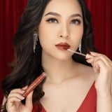 05. HOT AS FIRE Đỏ đất - SUPERNATURAL MATTE LIPCREAM