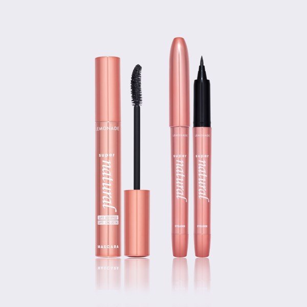 COMBO EYELINER VÀ MASCARA LEMONADE SUPERNATURAL