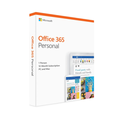 Phần mềm Office 365 Personal English APAC EM (6GQ-00807)
