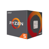 CPU AMD Ryzen 5 2600 (3.4 - 3.9Ghz)