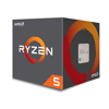 CPU AMD Ryzen 5 2600X (3.6 - 4.2 GHz)
