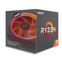 CPU AMD Ryzen 7 2700X (3.7 - 4.3GHz)