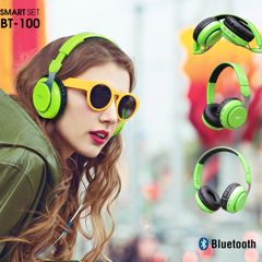 Tai Nghe Bluetooth Soundmax BT100