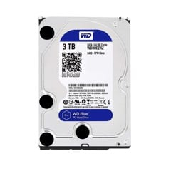 Ổ cứng HDD WD 3TB BLUE