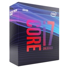 CPU Intel Core i7-9700K (4.9Ghz)