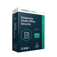 Phần Mềm Kaspersky Small Office Security 1 Server + 10PC