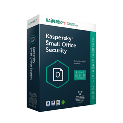 Phần Mềm Kaspersky Small Office Security 1 Server + 5PC