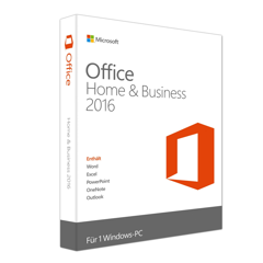 Phần mềm Office Home And Business 2016 T5D-0269