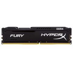 RAM PC Kingston HyperX Fury DDR4 8GB 2666